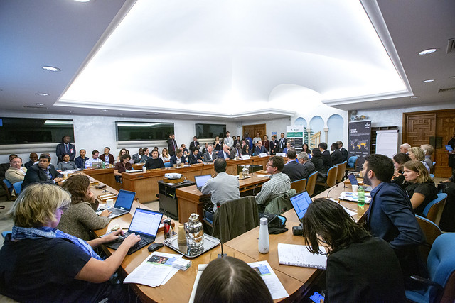 CFS 46 Side Event: SE044 Partnering for impact: a research and development response to SDG2: CGIAR and FAO partnership in agricultural research and development for sustainable food and nutrition security and improved livelihoods. Committee on World Food