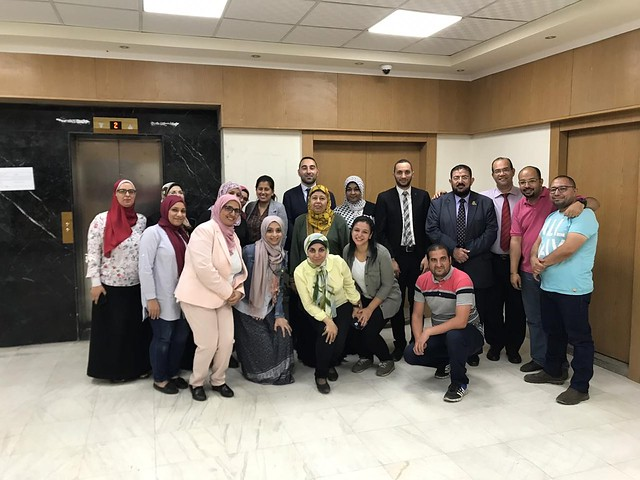 Gender Statistics & ADAPT Workshop | Cairo, Egypt -- September 2019