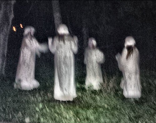 Orphans. From Ghosts of Stratford Theatrical Walking Tours: Halloween Edition