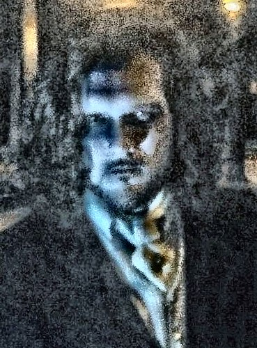 Dr. Blood. From Ghosts of Stratford Theatrical Walking Tours: Halloween Edition