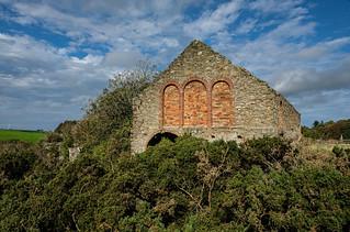 Boiler House, West Chiverton MIne, Marazanvose.