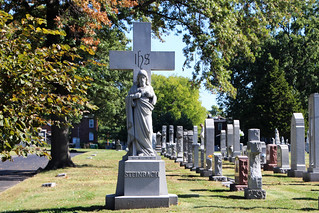 St Peter & Paul Cemetery - St Louis, MO