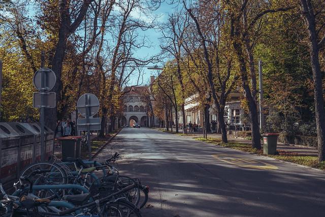 Street, Graz