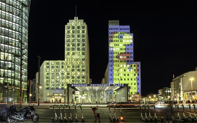 Potsdamer Platz-The Ritz Carlton