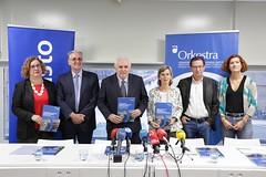 15/10/2019 - Rueda de prensa para presentar el Informe de Competitividad del País Vasco 2019