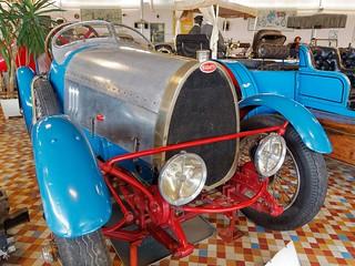 Bugatti tyoe Brescia 1923