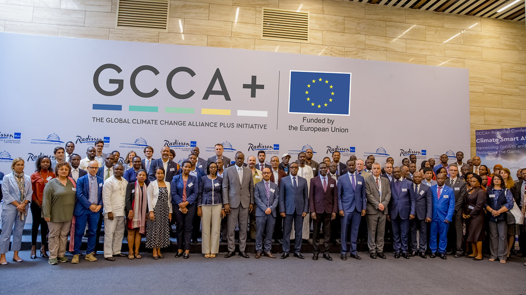 Global Climate Change Alliance Plus Initiative Regional Conference   Kigali, Rwanda - Day One