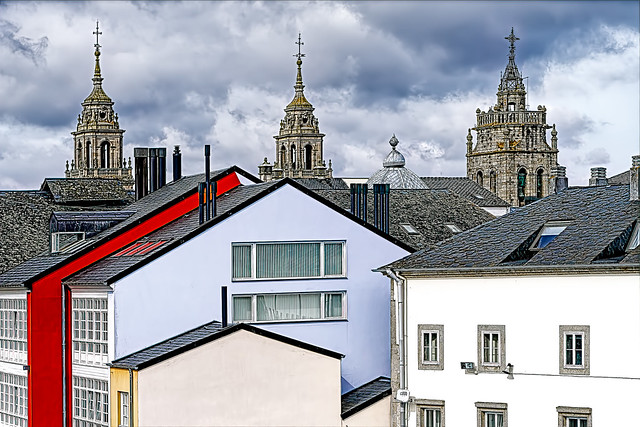 Old and New Architecture