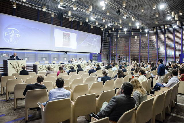CFS 46 Side Event: SE113 Launch: Fifteen years implementing the Right to Food Guidelines