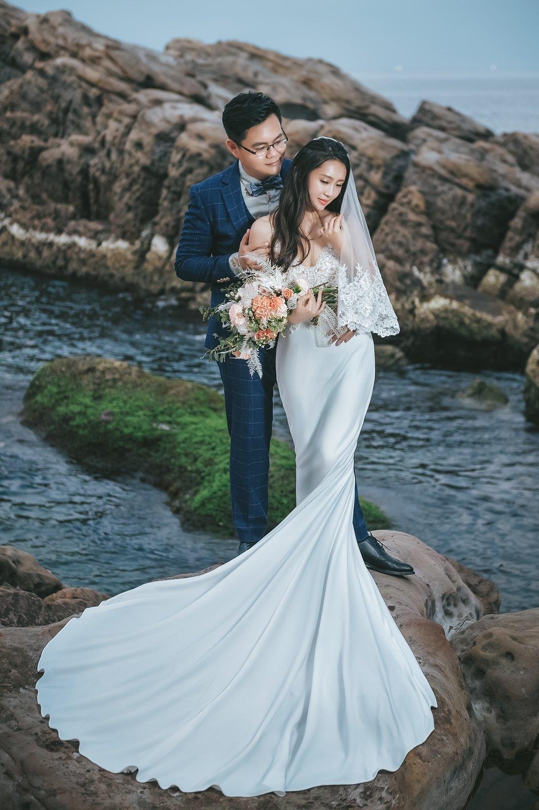 【婚紗】Karl & Dada / 新山夢湖 / 南雅奇岩