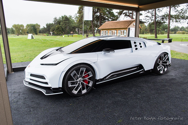 Bugatti Centodieci Concept - 2019