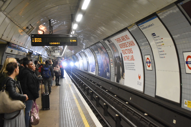 Euston Underground Station