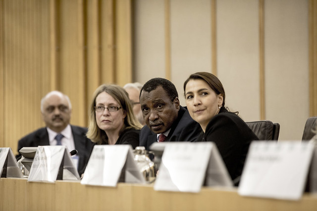 CFS 46 Side Event: SE127 Informed Decision Making on Arab food security within the context of climate change