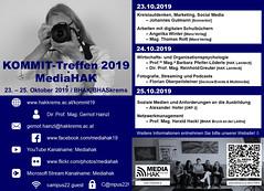 KOMMIT-Treffen 2019 offizieller Flyer