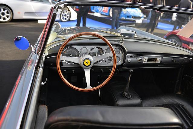 1960 Ferrari 250 GT serie II Pinin Farina cabriolet