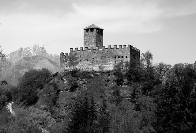 il Castello (the castle)