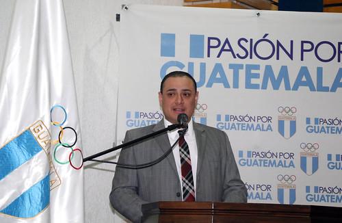 Conferencia concurso Pongamos nuestra pasión por Guatemala en los ojos del mundo