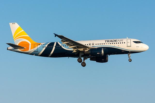 9A-BTG - Trade Air - Airbus A320-212