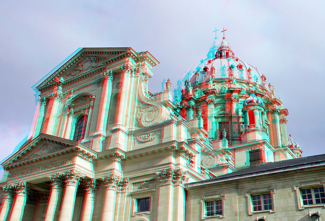 Val-de-Grâce (church) Paris 3D