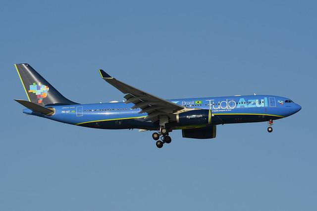 PR-AIT Airbus A330-243 KMCO 13-04-18