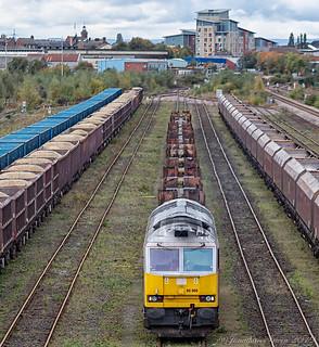 60066 DB Cargo @ Tees Yard_E5A7600
