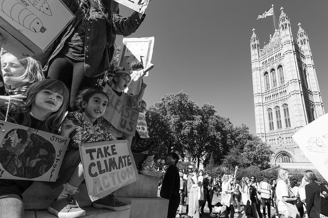 Take Climate Action
