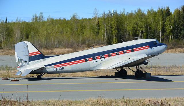 DC-3 | N19906 | ANC | 20150511