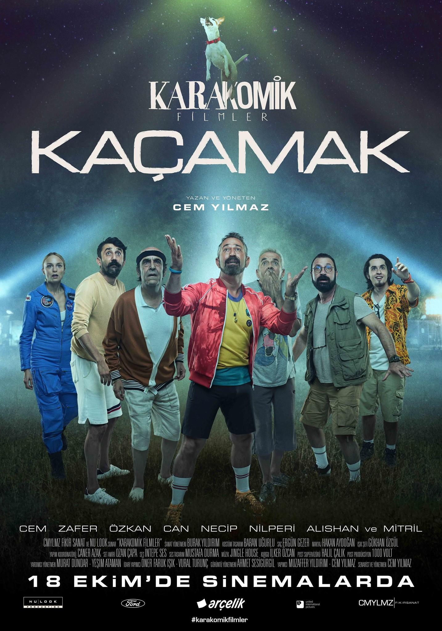 Tek Bilete İki -Karakomik- Film Birden » sadibey.com