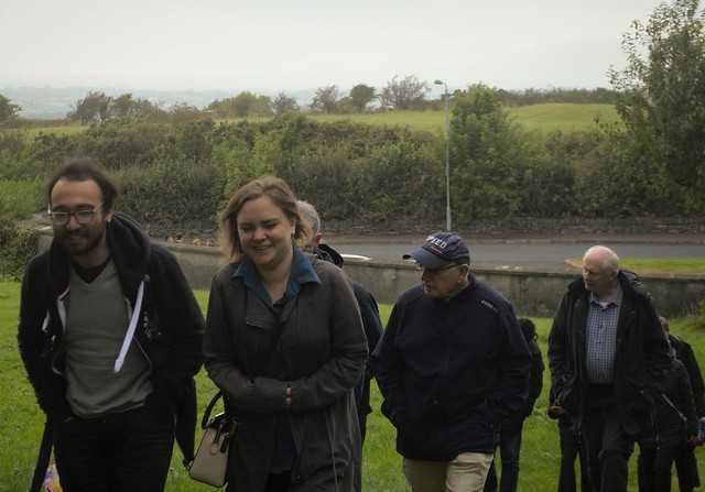 Ireland-2019-09-22-Irish Express Peace Day through Walking and Talking