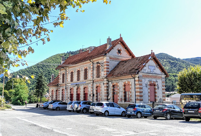 Digne-les-Bains Provence France 26th September 2019