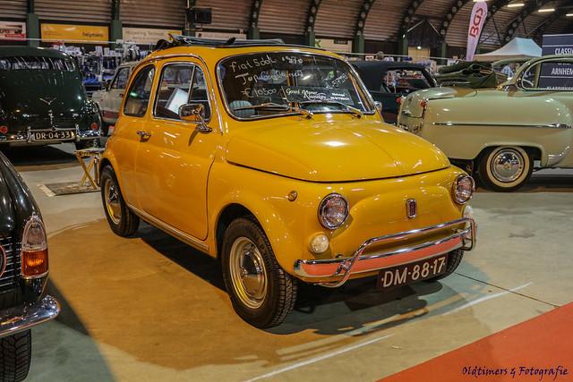 1970 Fiat 500L - DM-88-17