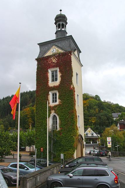 tower of Schloss Sayn