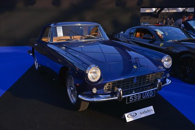 1960 Ferrari 250 GT coupé Pinin Farina