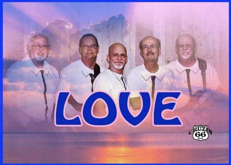 Cruzin 66 Love