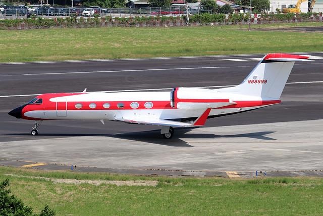 N88999  -  Gulfstream 450  -  Corporate  -  TSA/RCSS 10/10/19