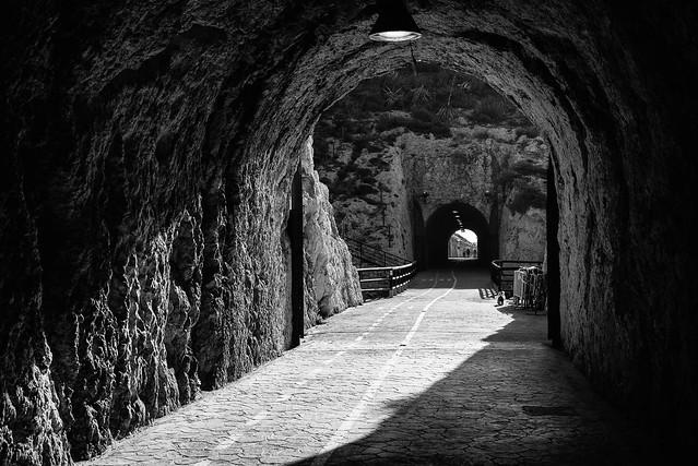 Túneles de El Cantal