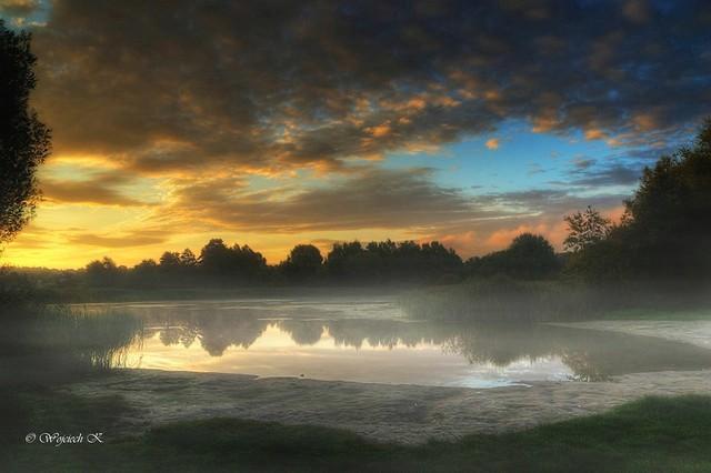 Waking the dawn ...