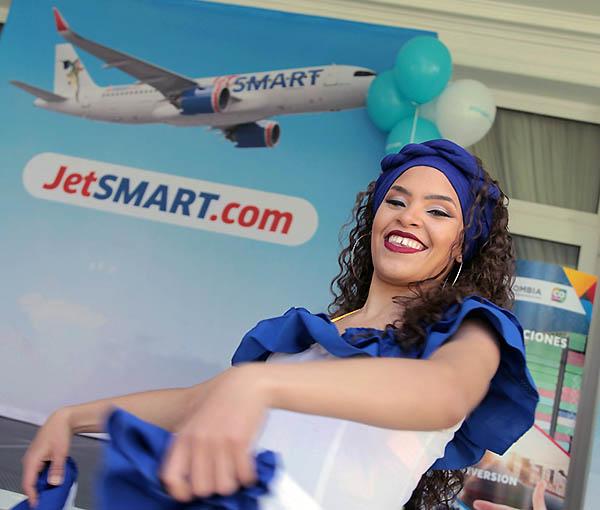 JetSMART anuncio Colombia (JetSMART)