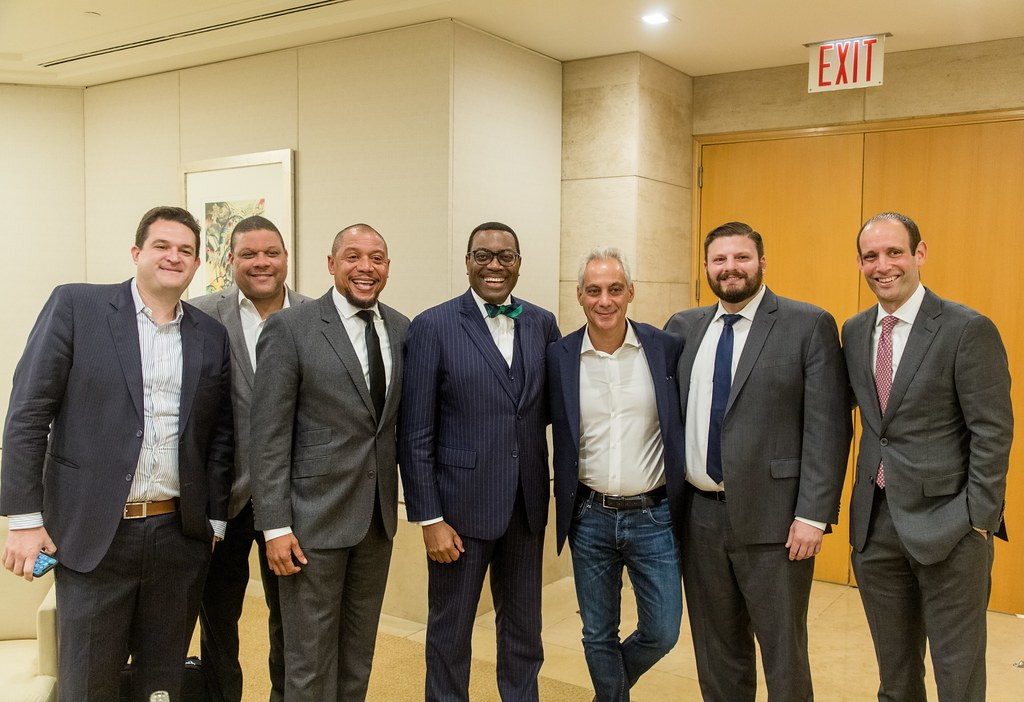Africa Investment Forum Roadshow in New York, USA, 27 September 2019