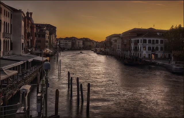 Venice, 6:30am