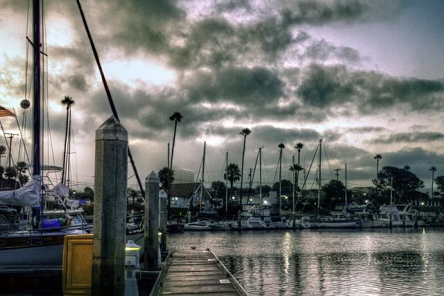 O'Side Harbor Dawn 5-9-18-19