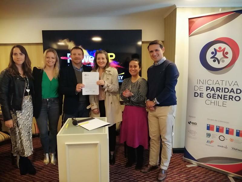 Ripley adhiere a la IPG Chile