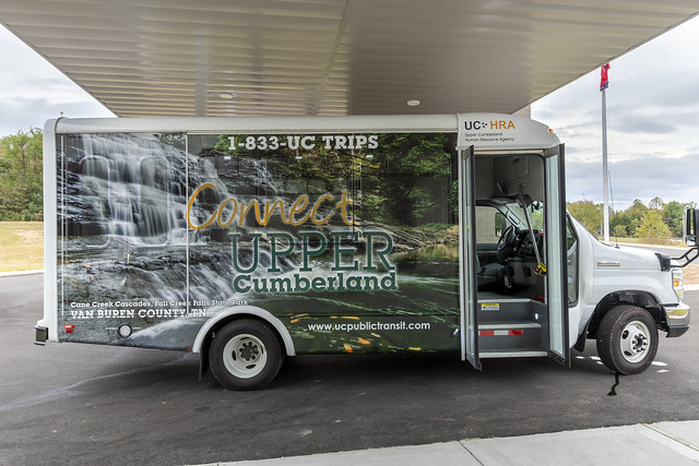 UC Connect Bus (Cane Creek Cascades)
