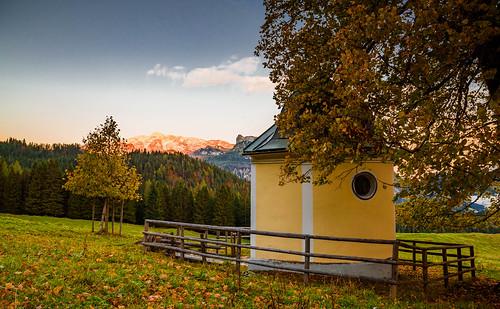 Ochsenwaldkapelle.