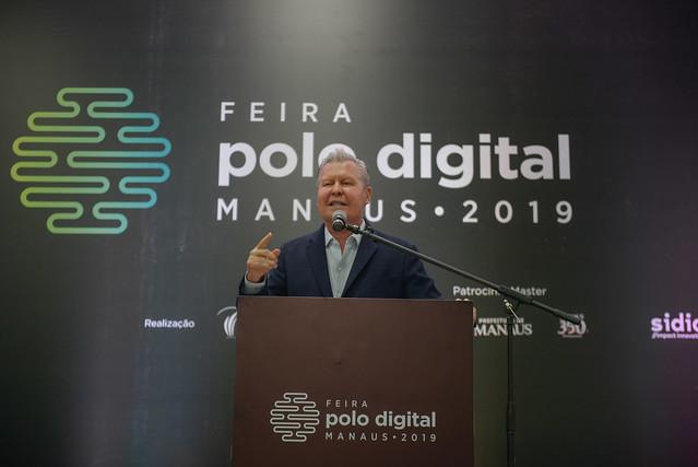 15.10.19 Prefeito abre Feira do Polo Digital