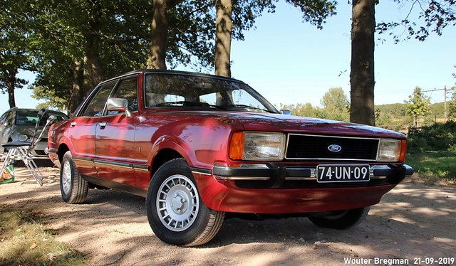 Ford Taunus 2.0 Ghia automatic 1978