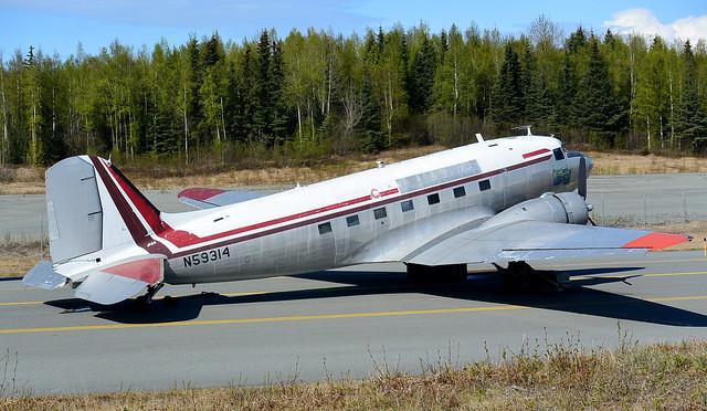 DC-3 | N59314 | ANC | 20150511
