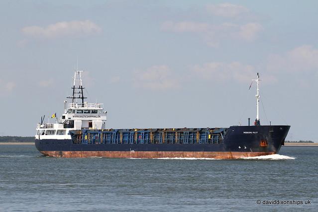 Ship. Ingeborg Pilot 9108439