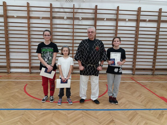 H.L.C.T. - 2019.10.14. - Sikeres övvizsga - Szabó Léna, Resch Anna, Szabó Zoltán