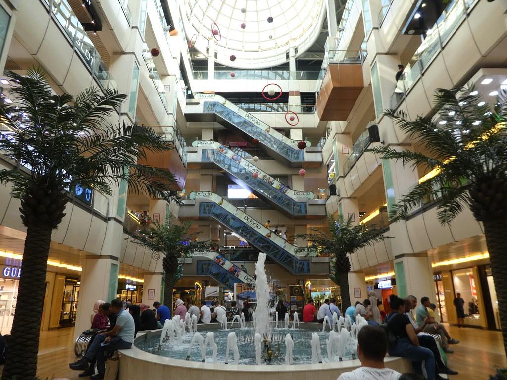Historia Shopping Centre, Aksaray, Istanbul